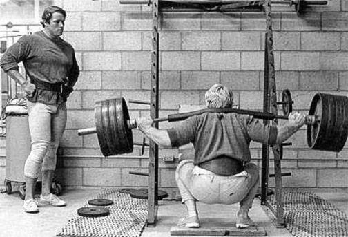 Один рабочий подход в упражнениях