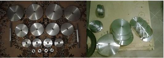 Самодельные блины из металла