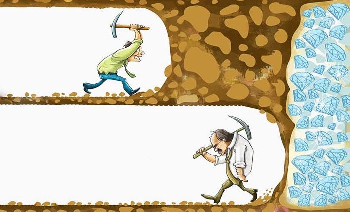 Никогда не сдаваться или как добиться успеха в любом деле