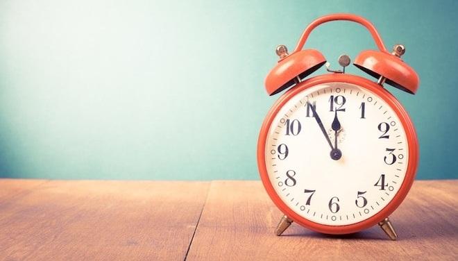Режим вашего сна и эффективность после