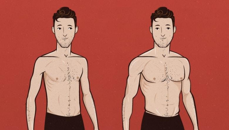 Что делать когда мышцы не растут