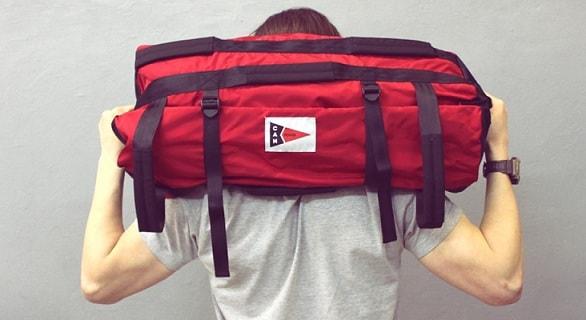Сумка или рюкзак для тренировок