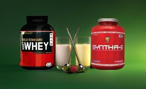 Лучший сывороточный протеин