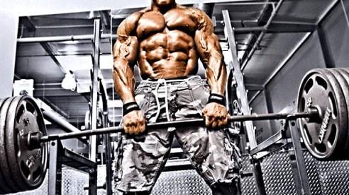 Статические удержания для роста мышц