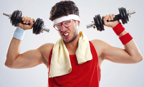 Концентрация и полная отдача на тренировках