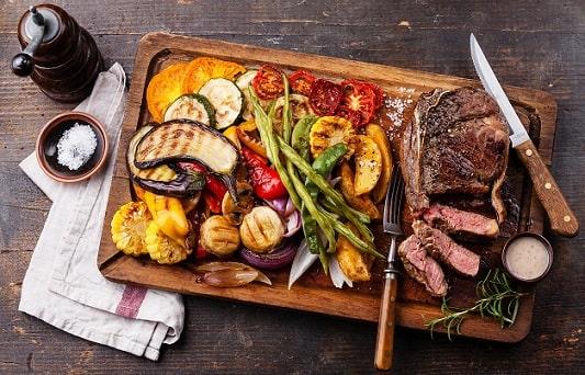 Рецепты и питание