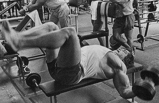 Какое количество упражнений вы выполняете