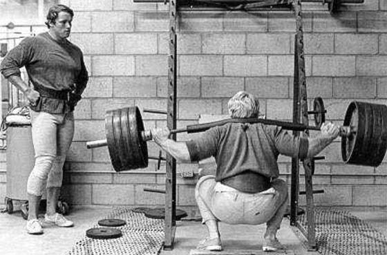 Эффективность тренировок