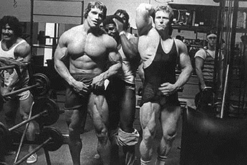 Сколько мышц можно нарастить всего за 1 месяц.